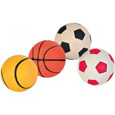 اسباب بازی توپ فومی تریکسی بزرگ مناسب برای سگ و گربه
