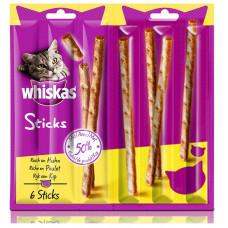 تشویقی مدادی گربه ویسکاس غنی شده با گوشت مرغ